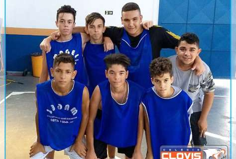 Torneio início de futsal