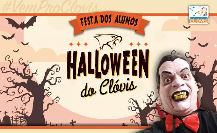 Festa de Halloween 2018